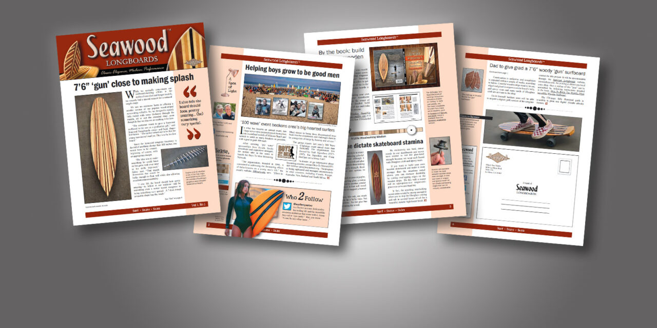 Get the latest Seawood news!