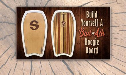 Boogie board build book satisfies
