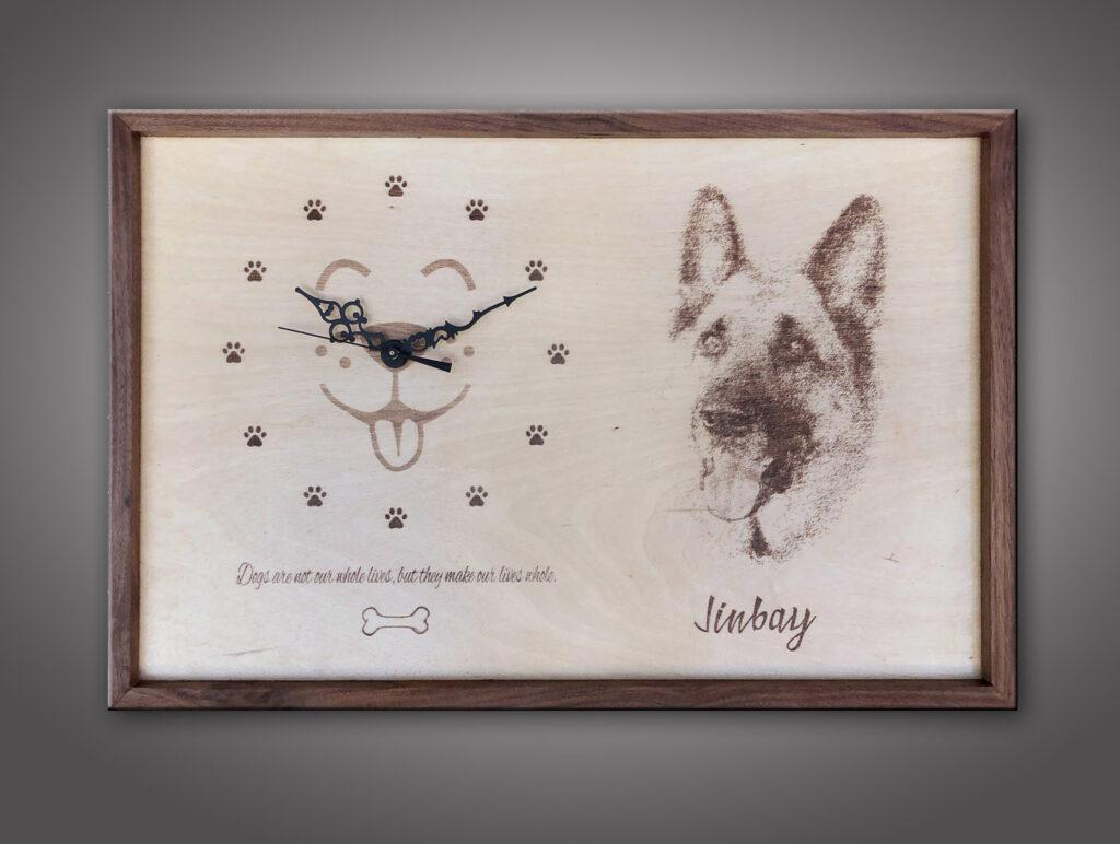 Jinbay's Clock